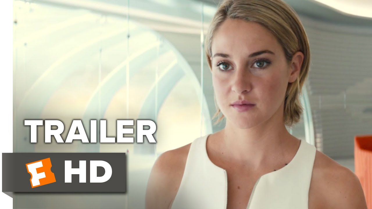 Download The Divergent Series: Allegiant Official Teaser Trailer #1 (2016) - Shailene Woodley Movie HD