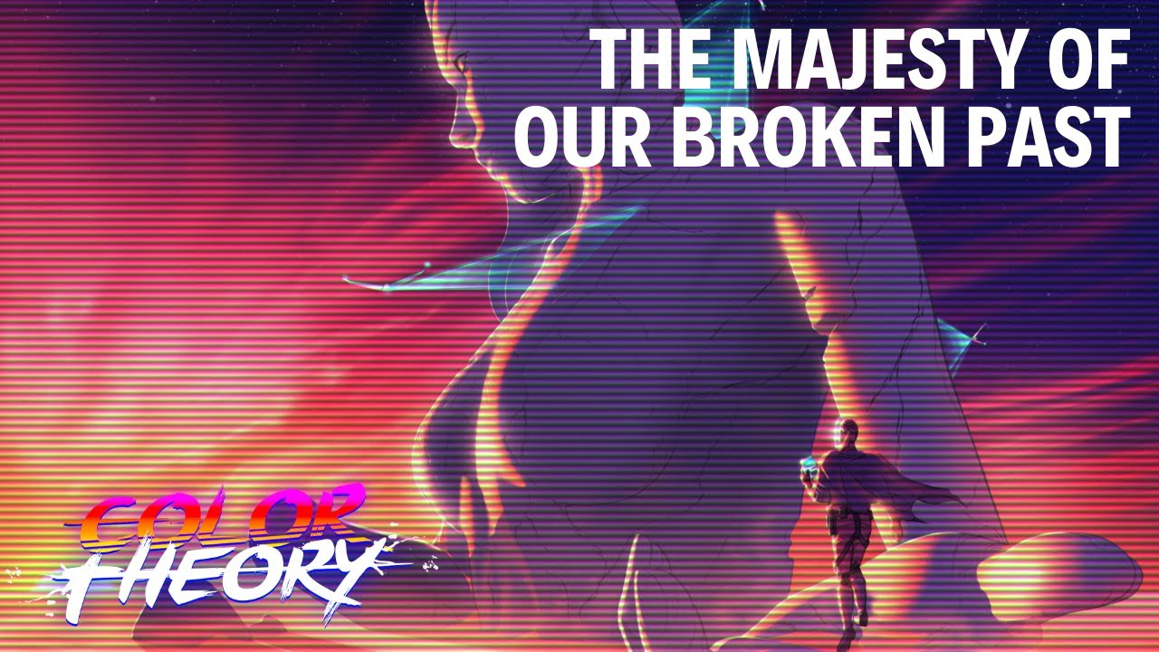 The Majesty of Our Broken Past (Instrumental Edition) (Full Album)  (Synthwave)