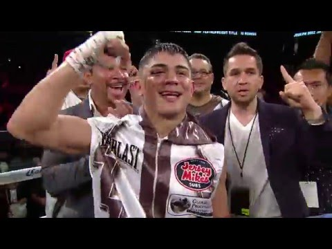 Joseph Diaz Jr. vs Jayson Velez: HBO World Championship Boxing Highlights