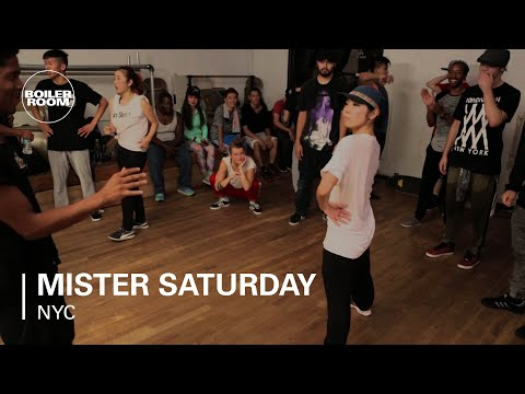 Boiler Room & Mister Saturday Night Episode 001