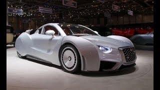 Hispano Suiza Carmen 2020 $ 1,5M   1,019 hp Wild Spanish Car