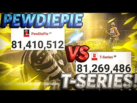 SCAMEO a PIEWDIEPIE VS T-SERIES |*SCAMEANDO SCAMMERS*