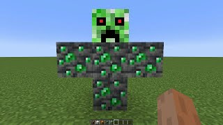 what if you create a CREEPER BOSS