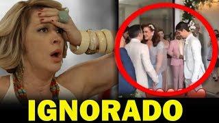 Claudia Raia se Casa e Marido ignora Filho dela e é Detonado na internet