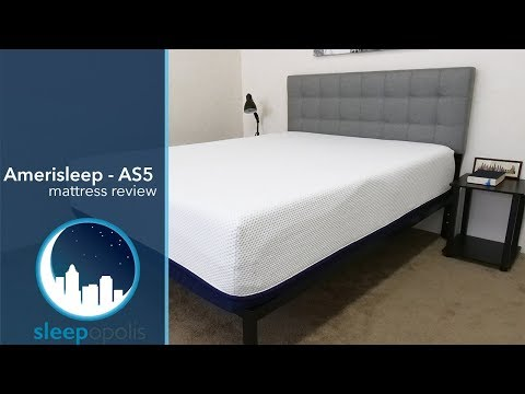 Amerisleep AS5 Mattress Review