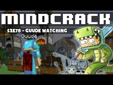 Minecraft: Mindcrack S2E78 - Guude Watching