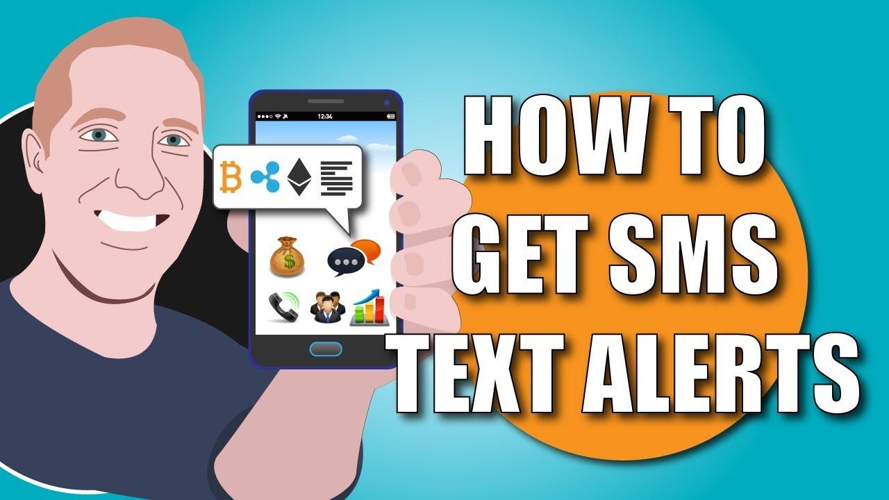 TradingView com Review - How To Get SMS Text Alerts - bitcoin cash