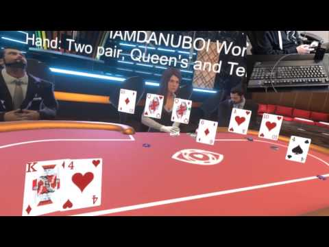 Casino VR and Altspace VR