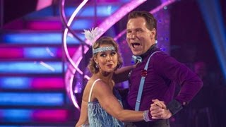 Richard Arnold & Erin Charleston to 'Pencil Full of Lead' - Strictly Come Dancing 2012 - BBC One