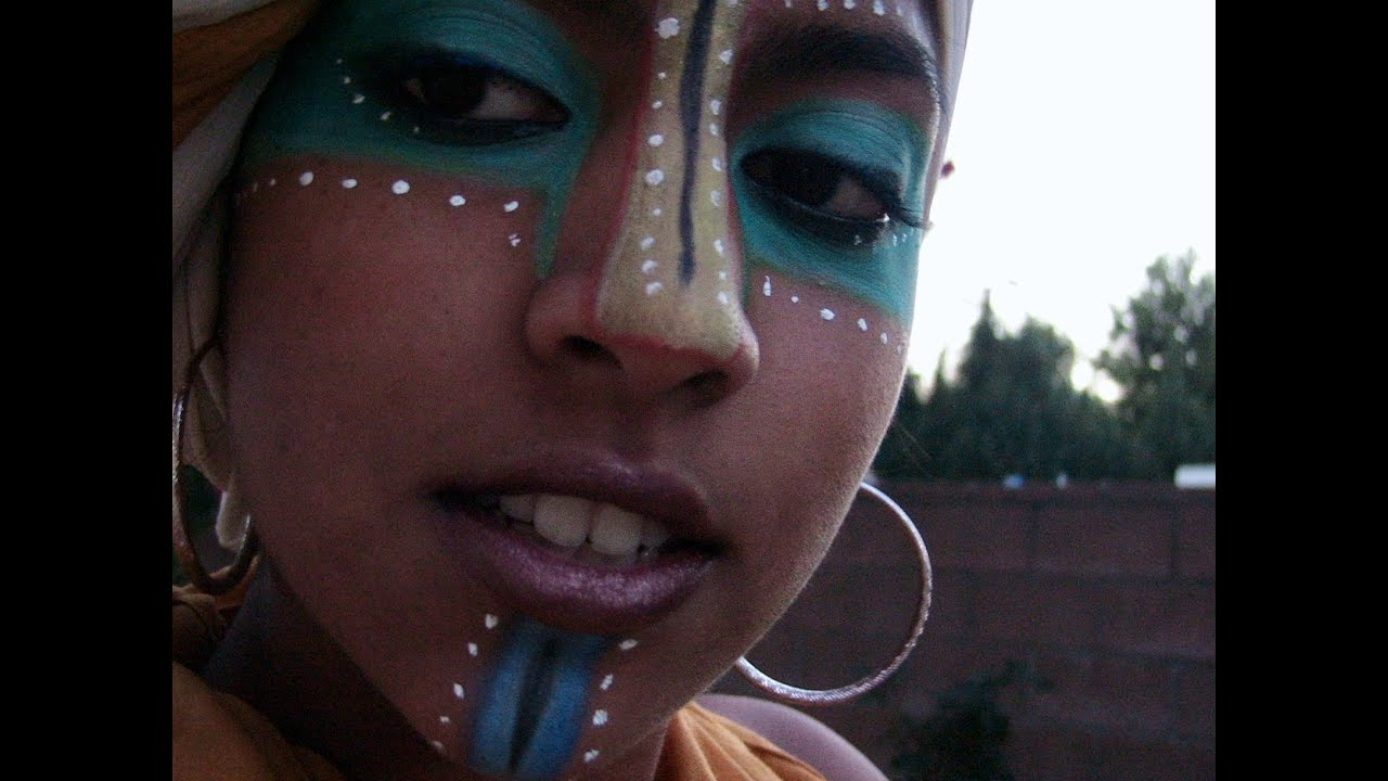 Tribal Face Painting Tumblr