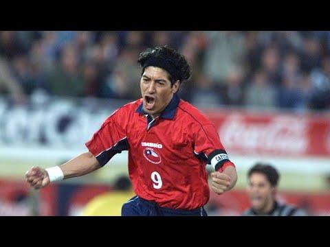 Ivan Zamorano, Bam Bam [Best Goals]