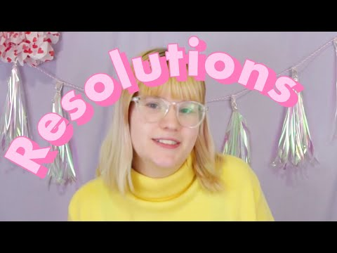 Why I LOVE New Years Resolutions �� (and u should too)