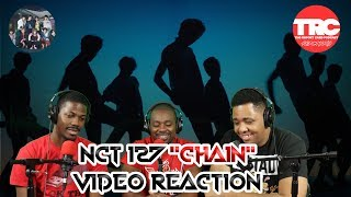 nct-127-chain-music-video-reaction