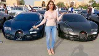 Rich Kids of the Middle East - The Most Expensive Car Event in the World !!!(Huge Thank you to qais : instagram : @i for the Ride in his La ferrari Event : SuperSprint My Instagram : mo_vlogs_ My Sisters Instagram : lanarose786 My ..., 2016-03-20T17:00:14.000Z)
