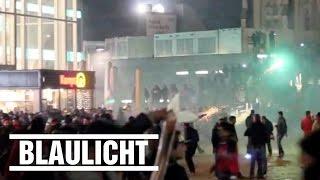 Chaos-Nacht von Köln: Das Protokoll - Diebstähle & Sexualdelikte & Randale