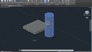 Learn to Draw 3D in AutoCAD- Complex Parts