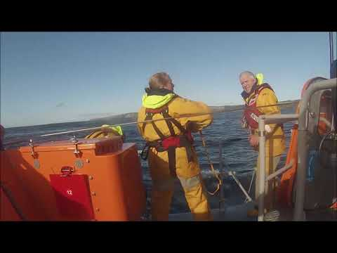 Douglas Lifeboat Trip Sunday 17th September 2017