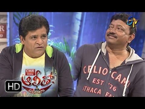 Alitho Saradaga | 2nd January 2017 | Ram Gopal Varma | Full Episode | ETV Telugu