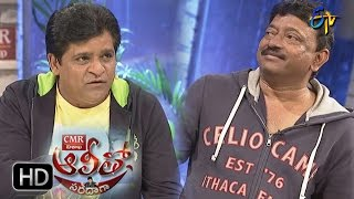 Alitho Saradaga | 2nd January 2017 | Ram Gopal Varma | Full Episode | ETV Telugu