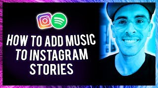 HOW TO ADD MUSIC TO INSTAGRAM STORIES (JULY 2018)