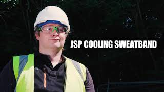 Cooling Sweatband for JSP Evolution® Safety Helmets