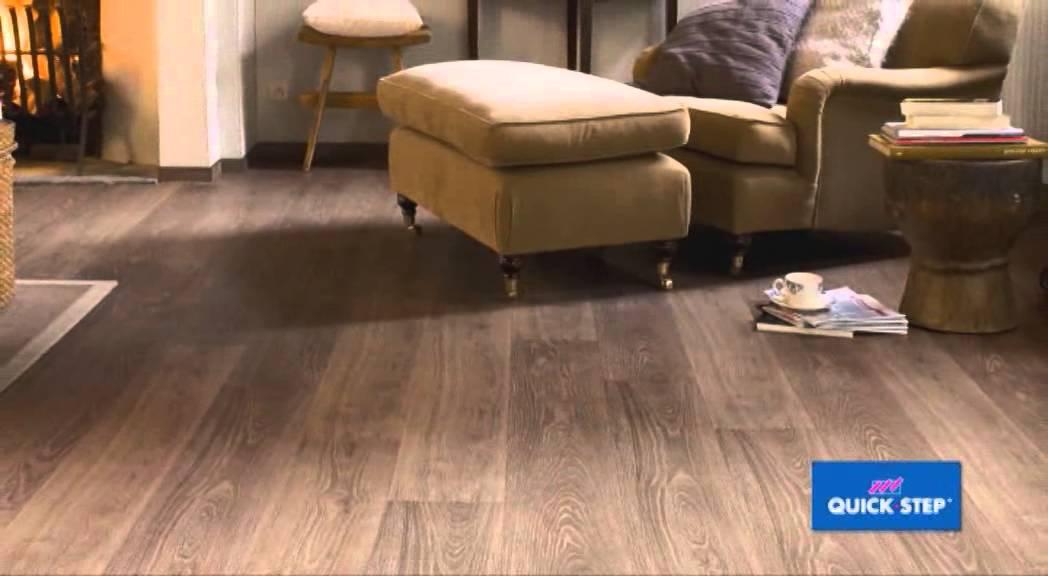 Quick Step Laminate Flooring Wood2u Ranges Youtube
