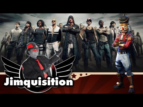 PlayerUnknown's Battlegrounds Is A Successful Failure (The Jimquisition)