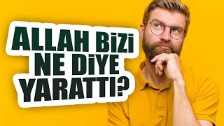 Allah İnsanları Ne Amaçla Yarattı? / Allah Rızasını Kazanmak İçin Nasıl Yaşamalıyız?