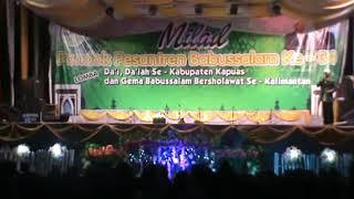 Video Juara 1 dewasa parade Habsy se-kalimantan milad ponpes babussalam ke 34.. Assyifa qolbi Palangkaraya download MP3, 3GP, MP4, WEBM, AVI, FLV Oktober 2018
