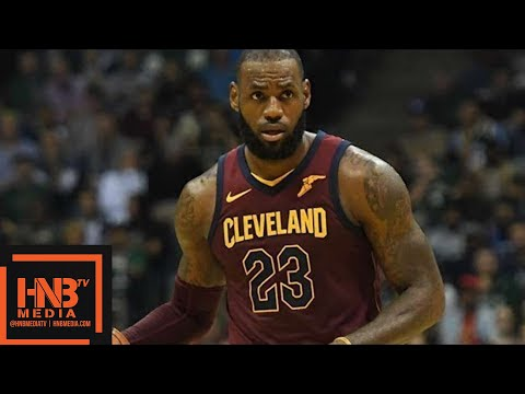 Cleveland Cavaliers vs New York Knicks Full Game Highlights / Week 5 / 2017 NBA Season