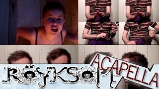 Röyksopp - aCapella! What Else Is There. A Cover By Helle Gustavsen And Dan-Elias Brevig.
