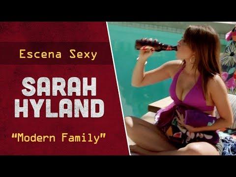 Sarah Hyland Flashback