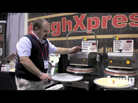 DoughXpress - Pizza Presses