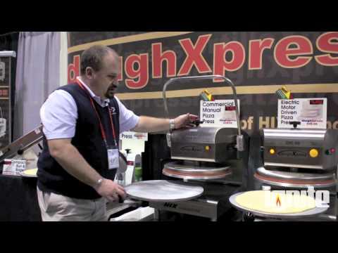 DoughXpress - Pizza Presses