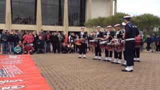 Bagad De Lann Bihoue vs Closkelt, Scots Guards, and 8 Wing