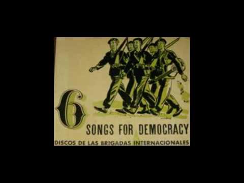 »Spaniens Himmel 1937« als »Die Thälmann Kolonne« (Ernst Busch) w engl CC