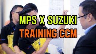 Pelatihan Karyawan CCM Suzuki Indomobil Sales