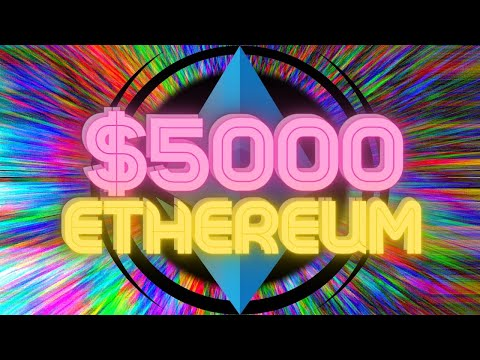 ETHEREUM to $5000!!! 🚀 BULLRUN IS JUST GETTING STARTED! PRICE PREDICTION!