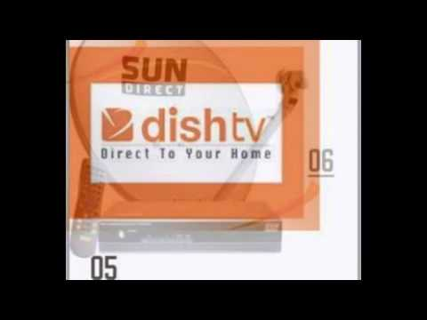 Top Indian Direct to home [DTH] , list of DTH Operators in India