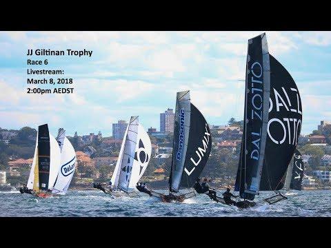 2018 JJ Giltinan Trophy Race 6 & 7 - Big Kite Memorial Trophy
