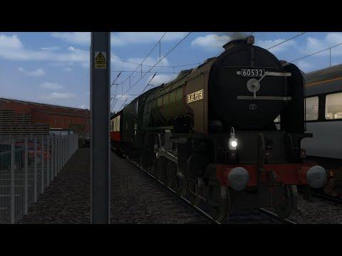 Train Simulator 2019: East Coast Main Line South - LNER A2 Blue Peter - The Final Furlong |