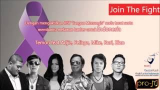 Temon feat  Adjie, Felicya, Mike, Ruri, Zian - Jangan Menangis (Official Lyric Video)