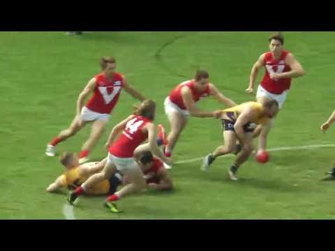 2016 Reserves Grand Final - Eagles v North