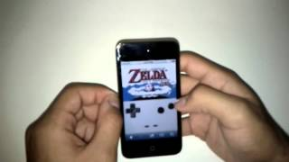 How to play Gameboy and Gameboy Advance games on iPhone/iPod Touch without Jailbreak (iOS 5/5.1.1)