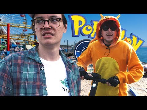 PANIC AT THE PIER • POKEMON LET'S GO PIKACHU CHALLENGE thumbnail