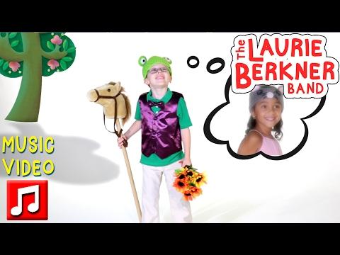 "Best Kids Songs - ""Froggie Went A Courtin'"" by Laurie Berkner"