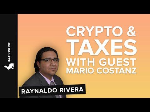 cryptocurrency tax advice