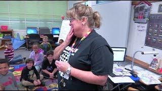 Golden Apple Award - Julia Warren of Hixson Elementary