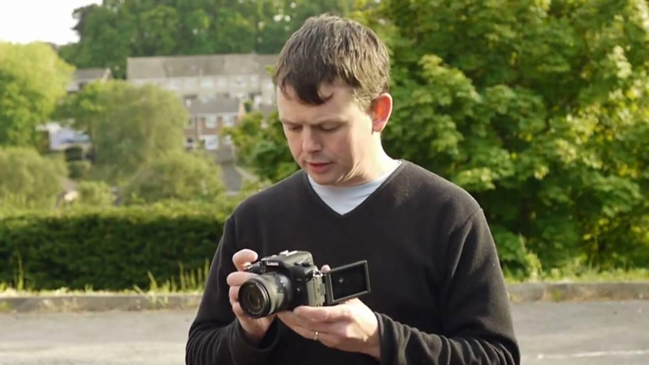 Panasonic Lumix Dmc G2 Camera Demonstration Youtube