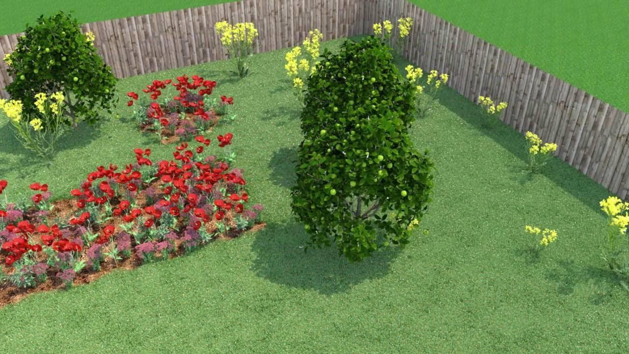Sketchup Landscape Design